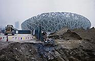 Olympic Beijing Stadium, July 2007