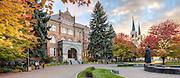 Welcome to Gonzaga University.