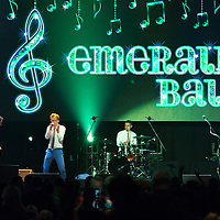 May 30, 2015 - Kids Rehab at The Children's Hospital at Westmead:  Emerald Ball 2015, The Star Event Centre, Sydney, New South Wales, Australia. Credit: Pat Brunet / Event Photos Australia