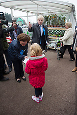 FEB 20 2013 Boris Johnson with Maria Hutchings