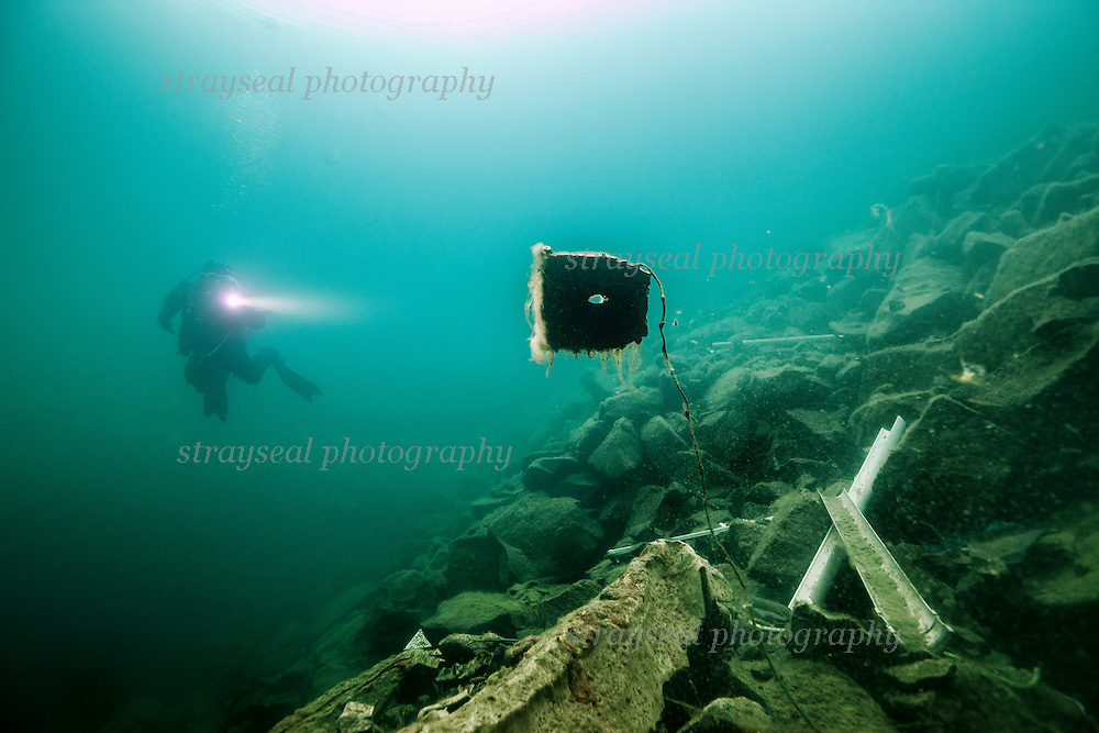 Underwater Mystery