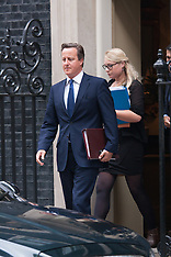 2014-09-03 COBRA meeting at Downing Street following IS murder of Journalist Sotloff