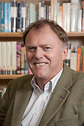 Mr Jeremy Palmer, Governor, Magdalen College School 2010, Photographed in the school library.