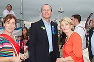 Simon Coveney walk about at National Ploughing Championships, at Ratheniska, Co. Laois.