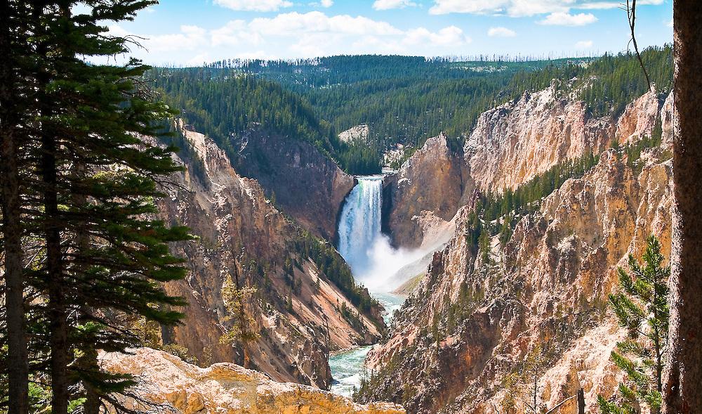 Yellowstone National Park. Wyoming.