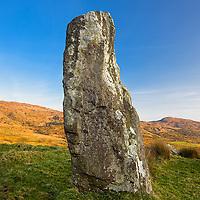 Standing Stone Ring of Kerry, Ireland / cc006