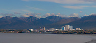 Anchorage Cityscape