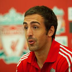 110818 Liverpool sign Jose Enrique