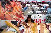 Tamil protest London