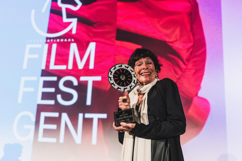 Film Fest Gent - Rode Loper & Special Joseph Plateau Honorary Award: Geraldine Chaplin