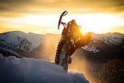 Cody McNolty<br /> <br /> Whistler Backcountry, British Columbia