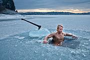 Petter Philgaard isbader