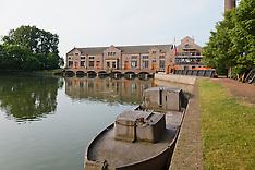 Lemmer, Tacozijl, Woudagemaal, Netherlands