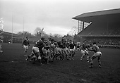 1964 Leinster V Munster Rugby Interprovincial match
