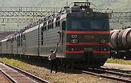 """""""Trans-Siberian Railway.""""  June 2005"""