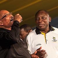 ANC Mangaung conference 2013