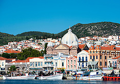 Greece - Images of Corfu and Lesvos