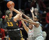 UNM vs Wyoming Womens basketball