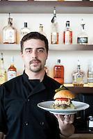 Mo Joe Burger.(Jodi Miller/Monthly)