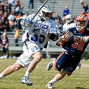 Duke - Bucknell mens Lacrosse Feb 14 2009