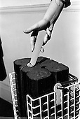 1963 - Peat Briquette bale opener