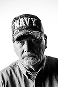 Richard I. Curtis<br /> Navy<br /> E-5<br /> Communications Technician<br /> 06/25/69-08/10/72<br /> Vietnam War Era<br /> <br /> Model Release: Yes<br /> Photo by: Stacy L. Pearsall