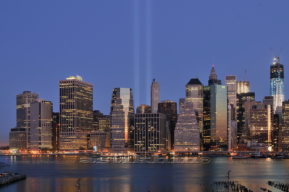 Memory of World Trade Center (2012) - We Shall Never Forget!