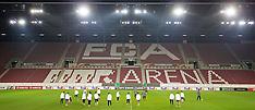 160217 Liverpool training in Augsburg