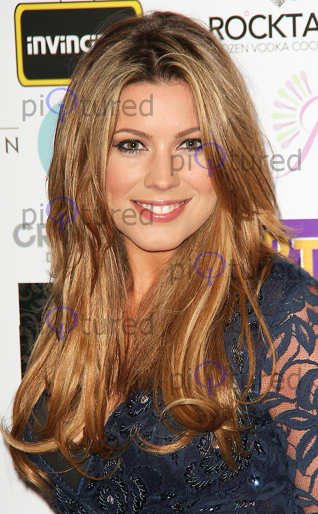 LONDON - AUGUST 30: Kirsty Duffy attended the National Reality TV Awards, Porchester Hall. - Kirsty-Duffy-IMG-3258