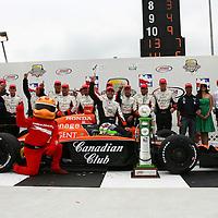 2007 INDYCAR RACING IOWA