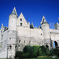 Antwerp Belgium Travel Stock Photography