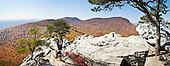 NC: Appalachia: Hanging Rock State Park
