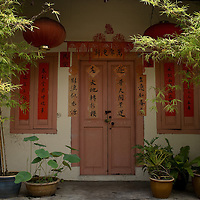 Chinese shophouse