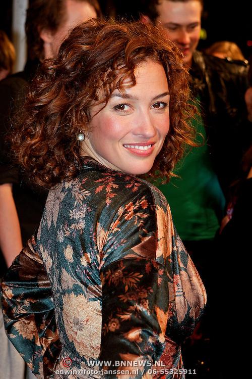 NLD/Amsterdam/20111011 - Premiere Razend, Katja Schuurman