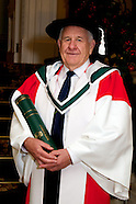 NUI Honorary Conferring Ceremony  Monday, 2 December 2013 – Royal College of Physicians of Ireland.