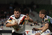 Twickenham, ENGLAND, Bulls, Brett Ferres, goes for the gap, during the  'Engage Super league'  between Harlequins RL vs Bradford Bulls, at the Stoop, 13.05.2006. © Peter Spurrier/Intersport-images.com,  / Mobile +44 [0] 7973 819 551 / email images@intersport-images.com.