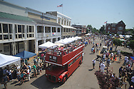 The Double Decker Arts Festival in Oxford, Miss. on Saturday, April 30, 2011.