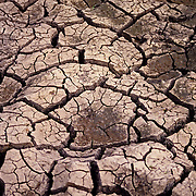 Erotioned soil. Morelos, Mexico.