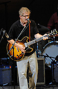 The Feelies perform at The Music of R.E.M. at Carnegie Hall, a tribute concert to benefit musical education programs for underprivileged youth.
