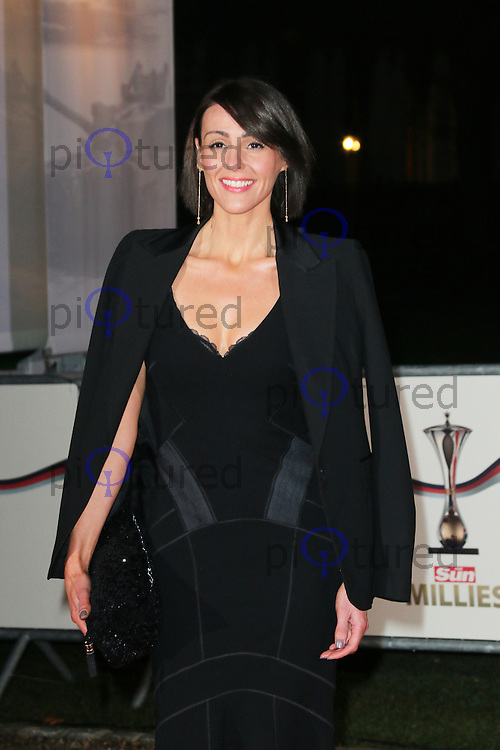Suranne Jones, A Night Of Heroes: The Sun Military Awards, National Maritime Museum, London UK, 11 December 2013, Photo by Richard Goldschmidt