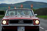 03/05/12 - PUY DE DOME - FRANCE - ClassicArverne, entreprise de location de voiture ancienne - Photo Jerome CHABANNE