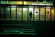 Night in Fukuoka, Kyushu, Japan / Night in Fukuoka, Kyushu, Japon
