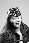 Amy Hope Meuchel<br /> Navy<br /> E-5<br /> Culinary Specialist<br /> Oct. 2001 - May 2012<br /> OEF, OIF<br /> <br /> Veterans Portrait Project<br /> St. Louis, MO