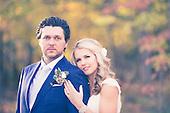 Suzi & Mark's autumn Whistle Bear wedding