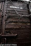 """Près d'Aix en Provence, le site de Milles était un centre d'internement et de déportation des juifs. A l'initiative de l'association """"Memoire du Camp d'Aix"""" le site devient un mémorial. Les travaux de construction viennent de débuter et s'acheveront en 2010."""