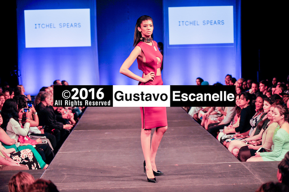 NEW ORLEANS FASHION WEEK 2016: NOFW6, New Orleans Fashion Week with Designer Itchel Spears showcasing his design at the New Orleans Board of Trade on Thursday March 17, 2016. &copy;2016, Gustavo Escanelle, All Rights Reserved. &copy;2016, MOI MAGAZINE, All Rights Reserved.<br /> <br /> #nofw6