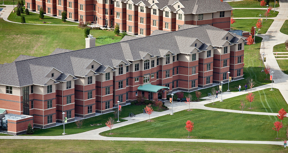 Southwestern Michigan College, Dowagiac, MI..Photo by Matt Cashore