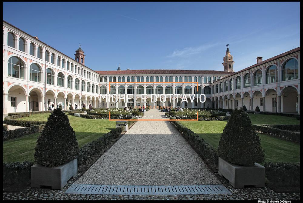 Savigliano,Ex convento di Santa Monica.