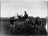 1961 - Schools Interprovincial Rugby: Leinster v Munster at Donnybrook