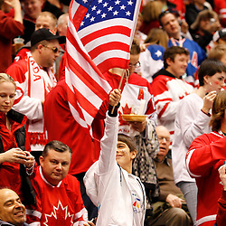 at the Vancouver 2010 Winter Olympics, February 20, 2010.